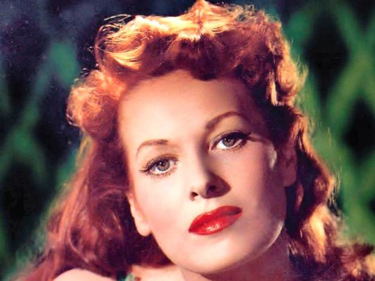 Maureen O'Hara nude photos 2019