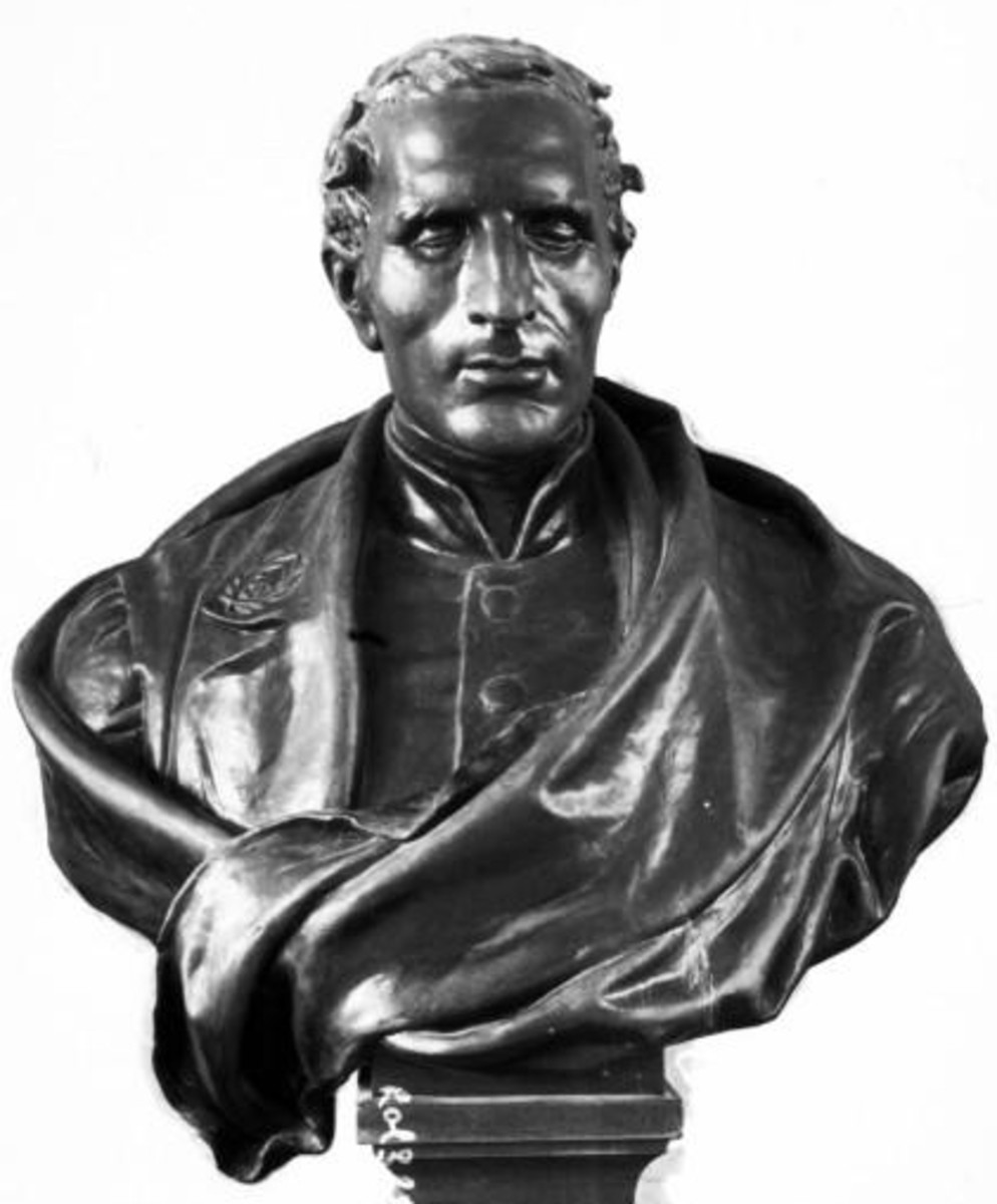 5 Facts on Louis Braille, Inventor of the Braille System ...