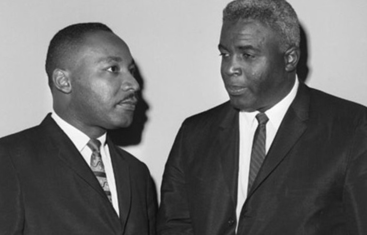 "READ ARTICLE: ""Late-Game Strategy: The Activism of Jackie Robinson"""