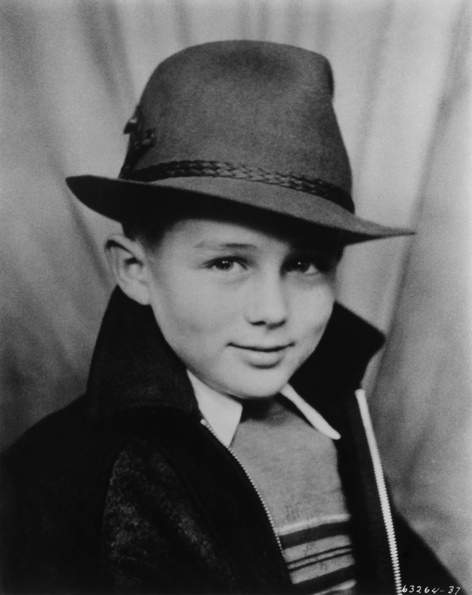 James Dean Youth Photo