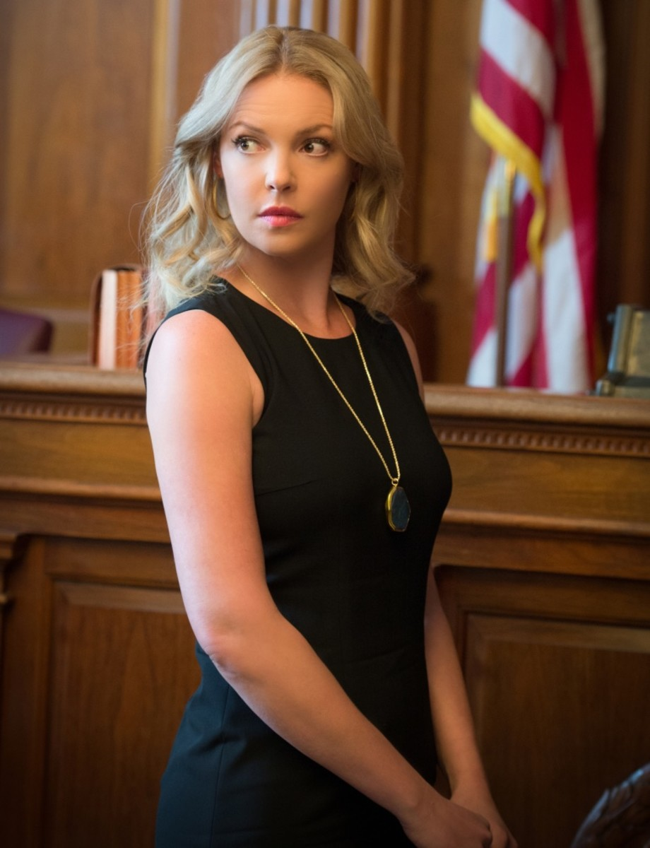 Katherine Heigl in 'Doubt'