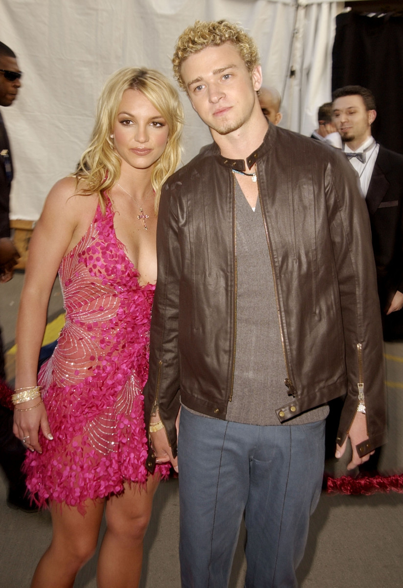 Britney Spears Justin Timberlake Photo