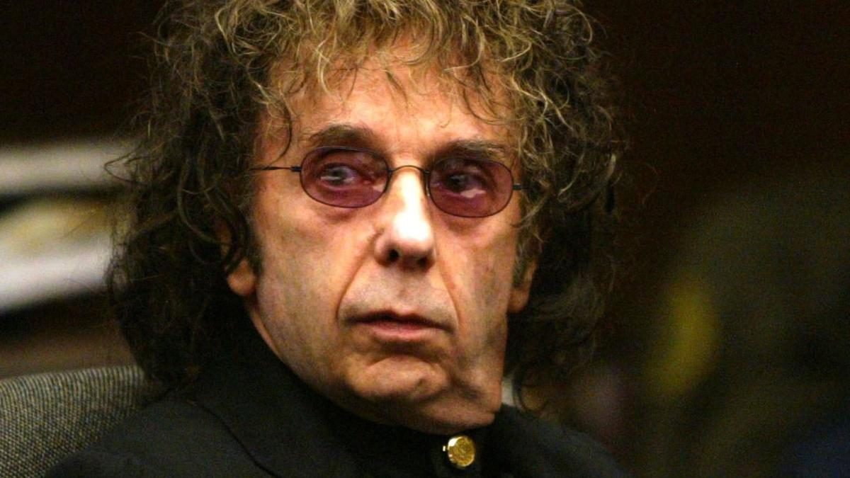 Phil spector dating