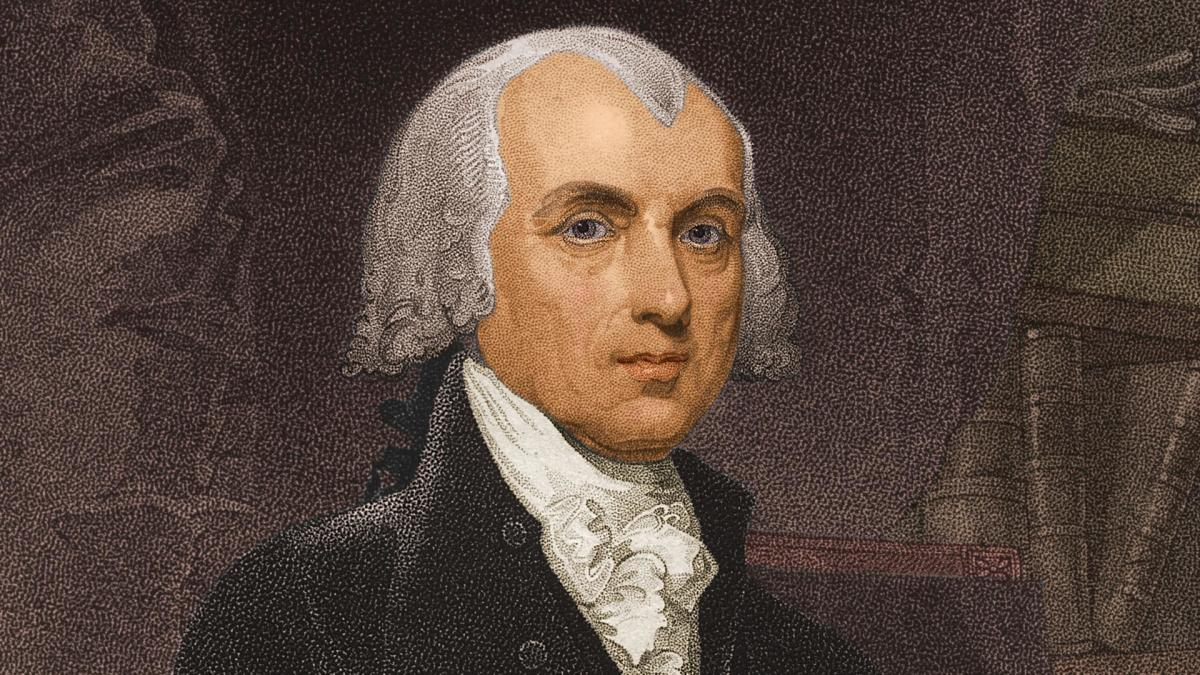 president james madison essays James madison traveled to philadelphia in 1787 with athens on his mind he had spent the year before the constitutional convention reading two trunkfuls of books on the history of failed.