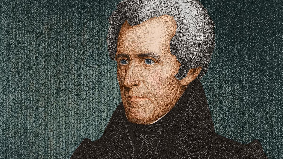 andrew jackson 5 Start studying andrew jackson chapter 5 learn vocabulary, terms, and more with flashcards, games, and other study tools.