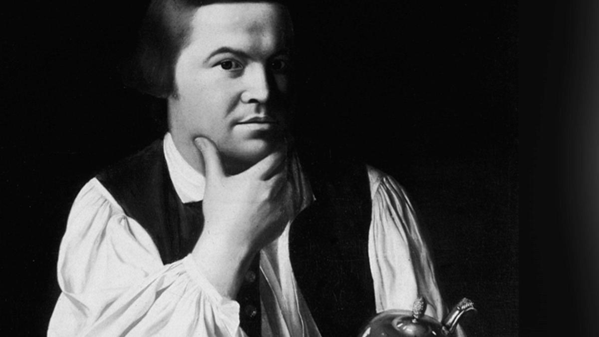 Quotes By Paul Revere: Mini Biography