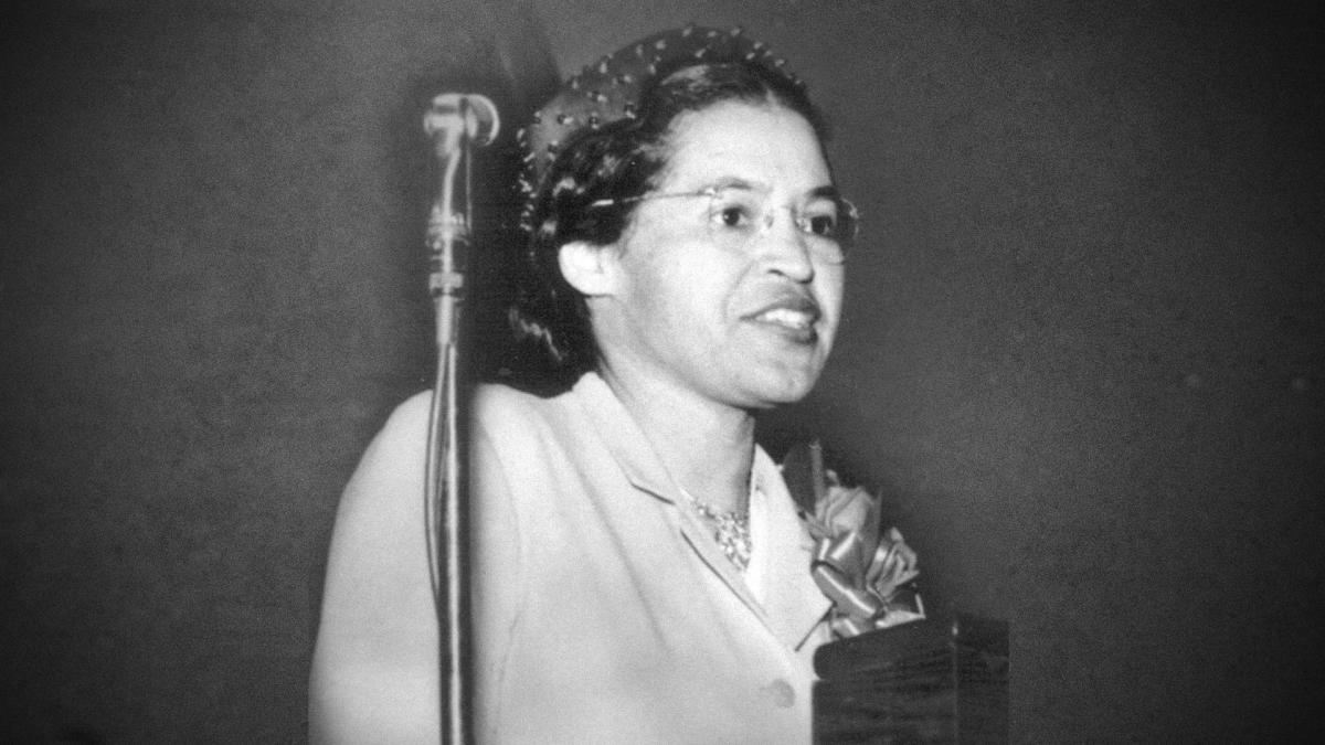 Rosa Parks Life Bus Boycott Death Biography