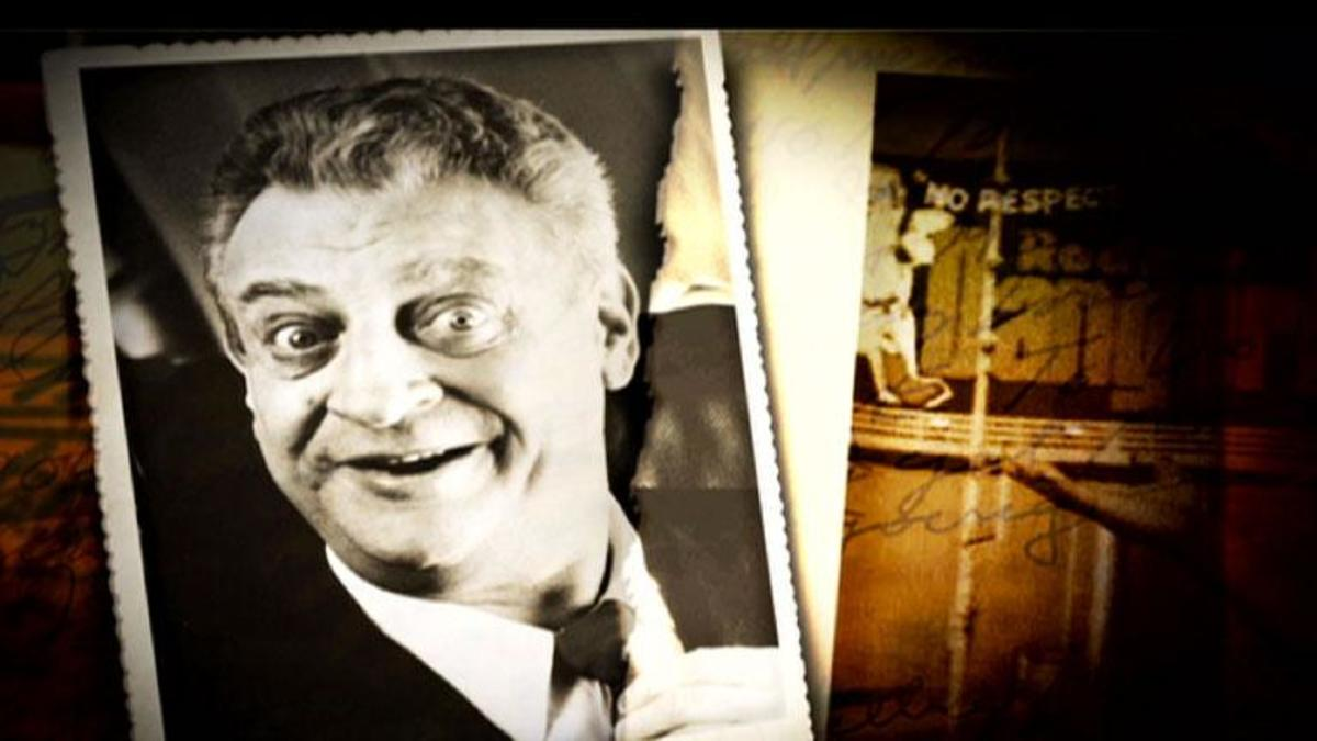 Rodney Dangerfield Comedian Biography