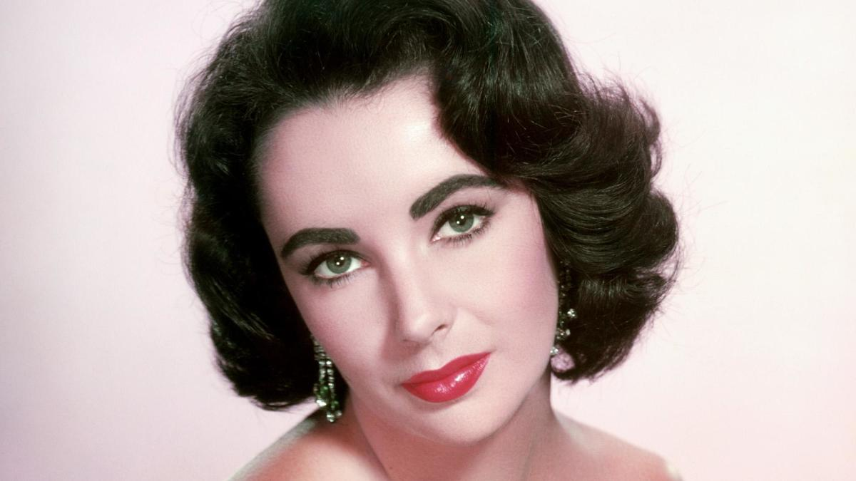 Elizabeth Taylor Hairstyles Fade Haircut