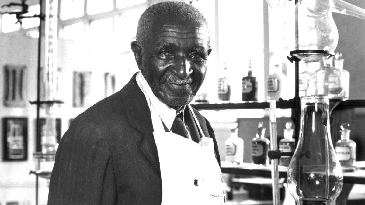 george washington carver the peanut doctor biography com