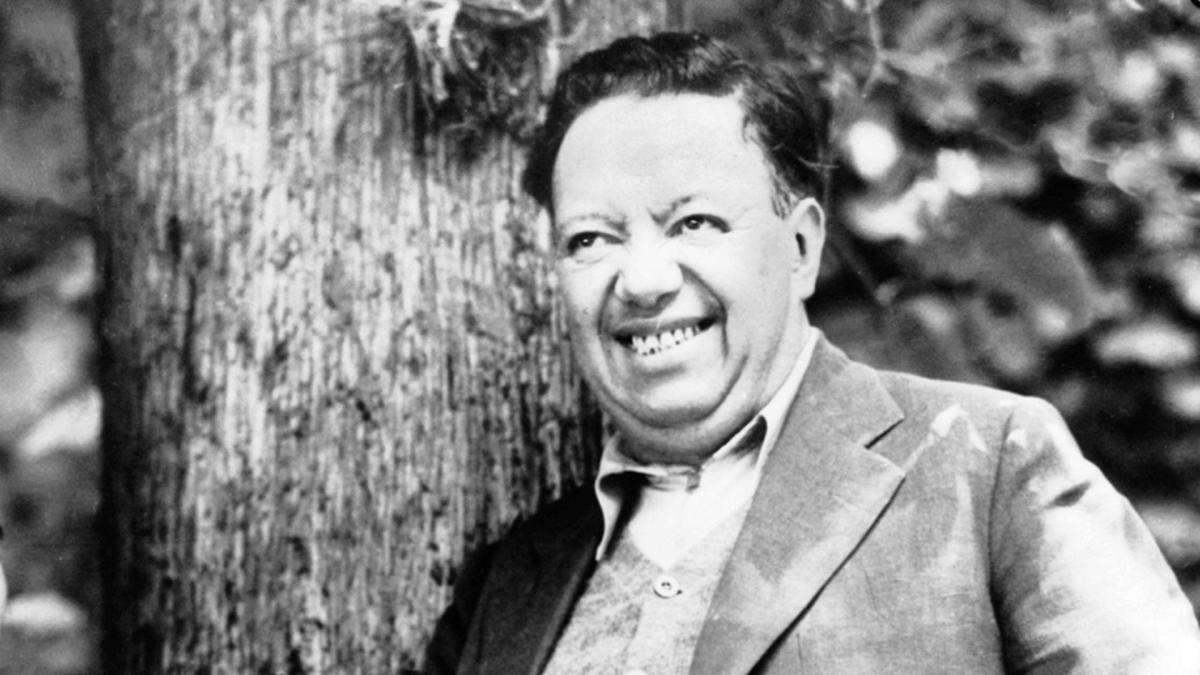 Diego rivera biography