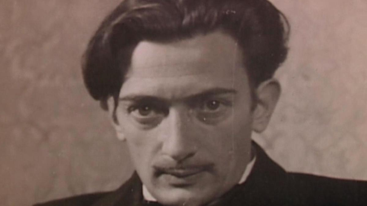 Excepcional Salvador Dalí - Painter - Biography ZR54