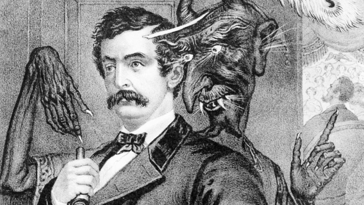 John Wilkes Booth Death Biography
