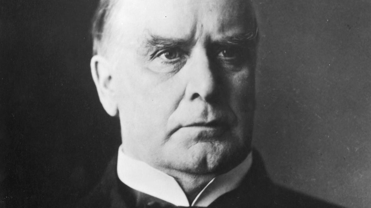 william mckinley William mckinley was the twenty-fifth president of the united states he served from 1897-1901 he was born in 1843 in niles, ohio he.