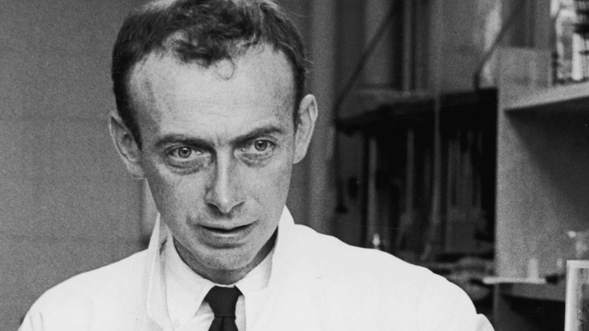 Crick and Watson - Discovery of DNA - Biography.com