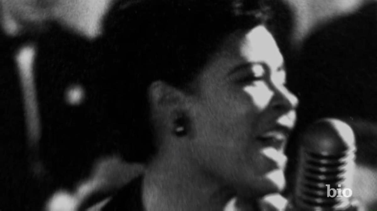 a biography of billie holiday Born: 7th april 1915 in baltimore, maryland, usa billie holiday's grave in new  york  lady day: the complete billie holiday on columbia (1933-1944.