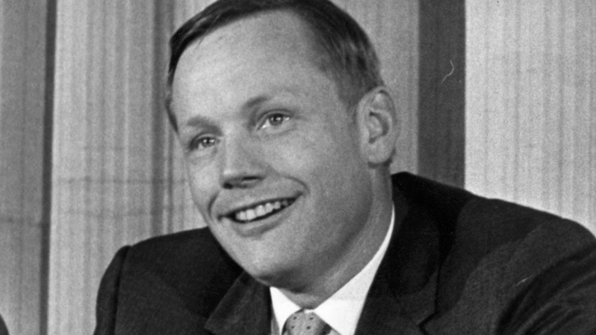Neil Armstrong - Man on the Moon - Biography