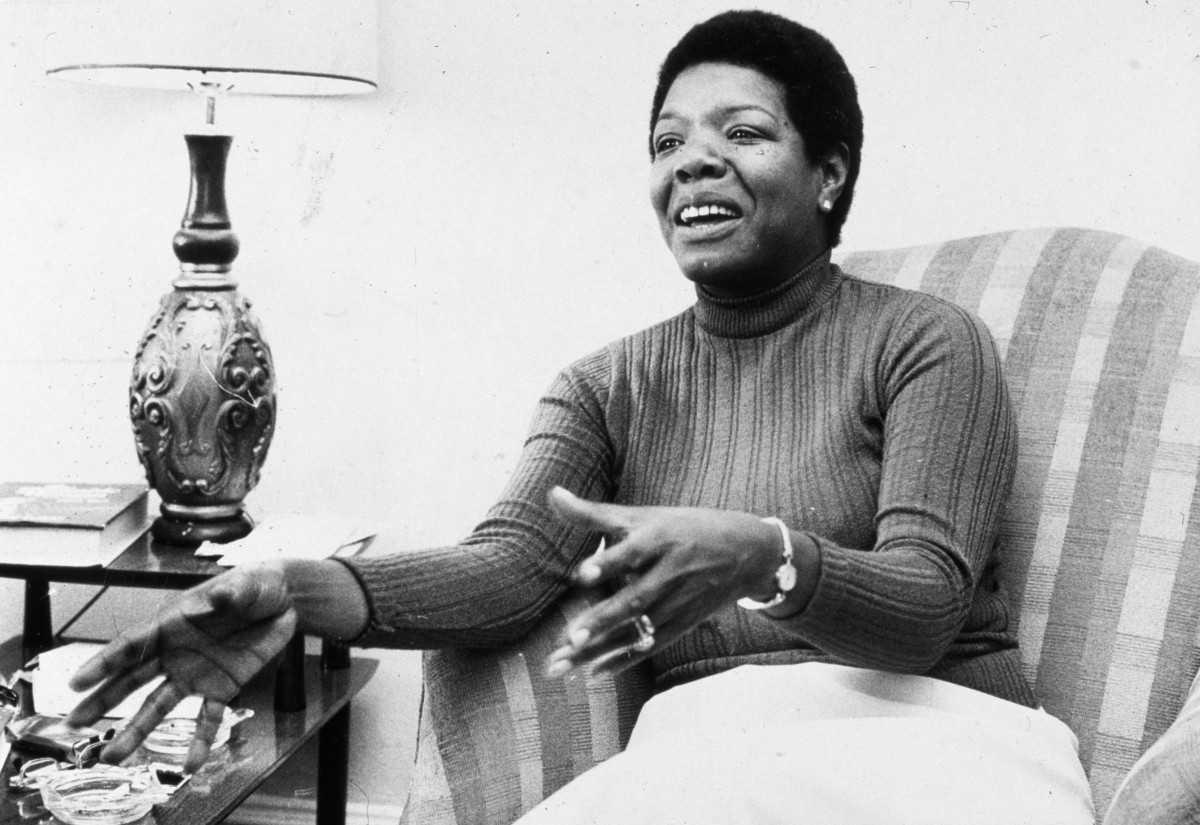 a angelou s crowning achievements com a angelou photo