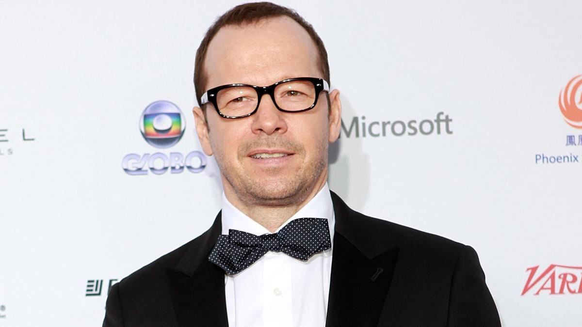 Donnie Wahlberg Photo