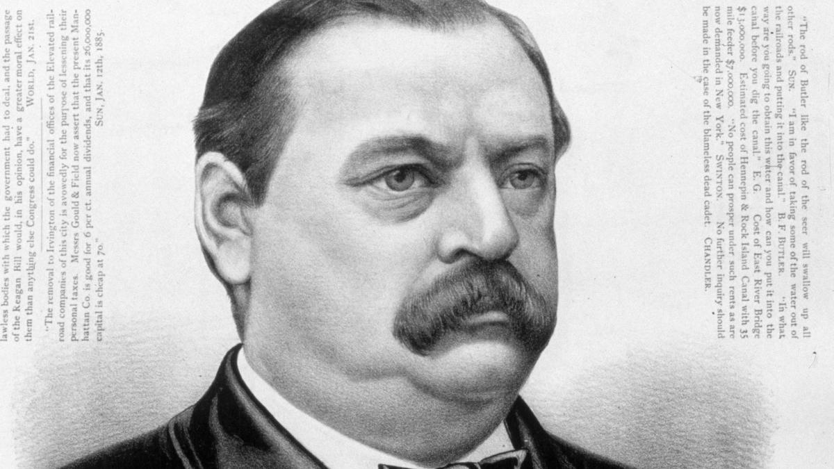 why is grover cleveland important