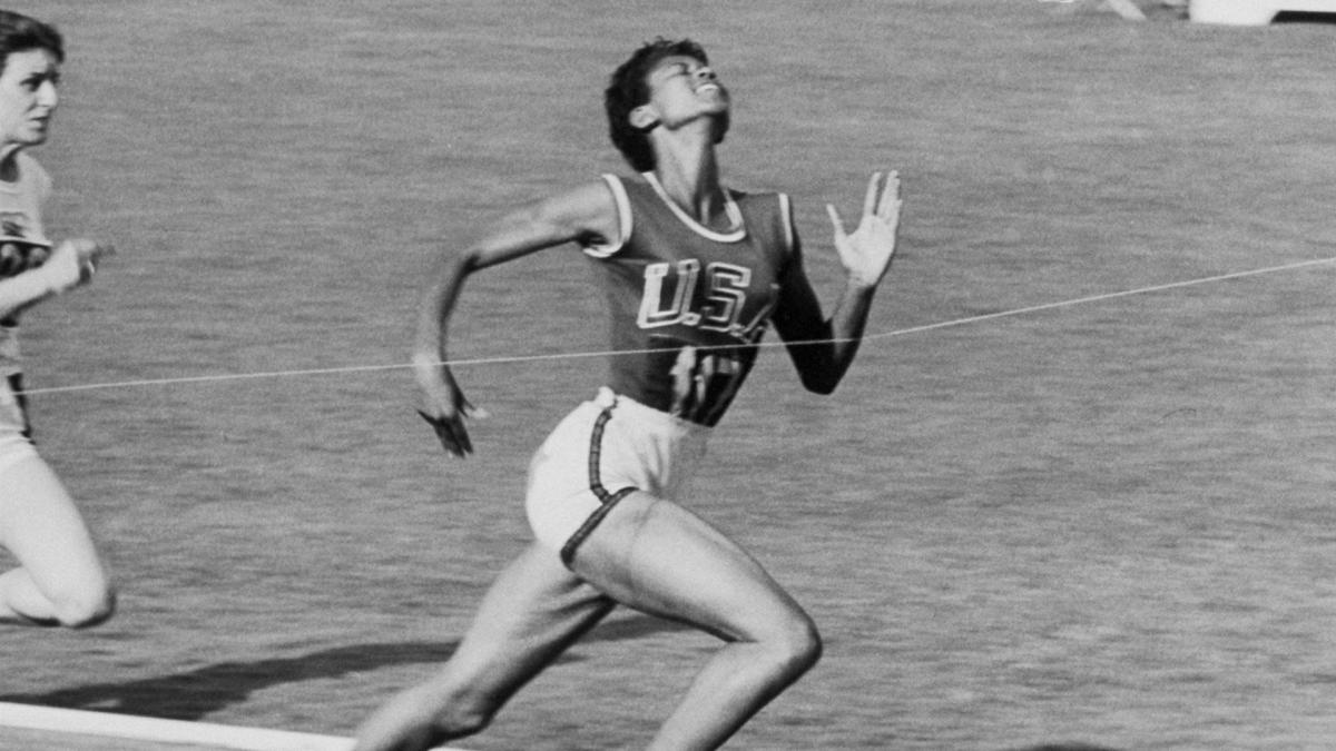 Wilma rudolph mini biography biography voltagebd Choice Image