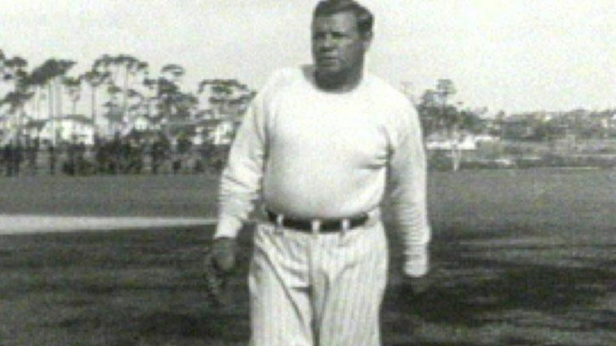 babe ruth childhood