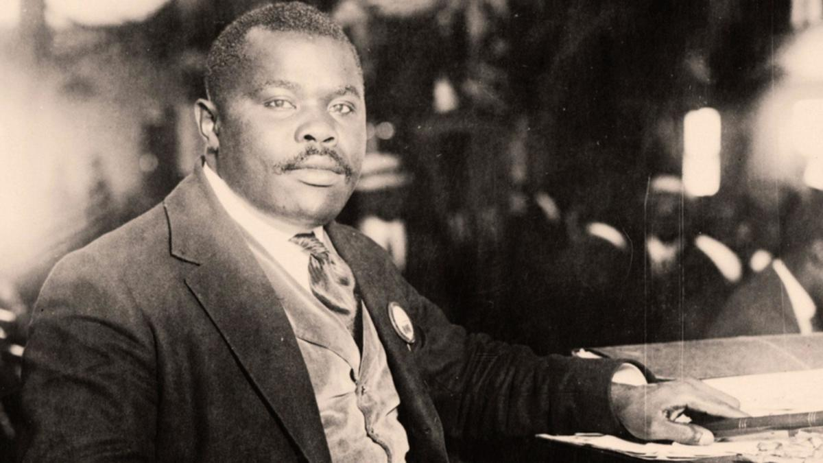 a paper on life of marcus garvey a legendary hero Marcus garvey is one of jamaica's 7 national heros founder of the universal  negro improvement association (unia), legend holds that.