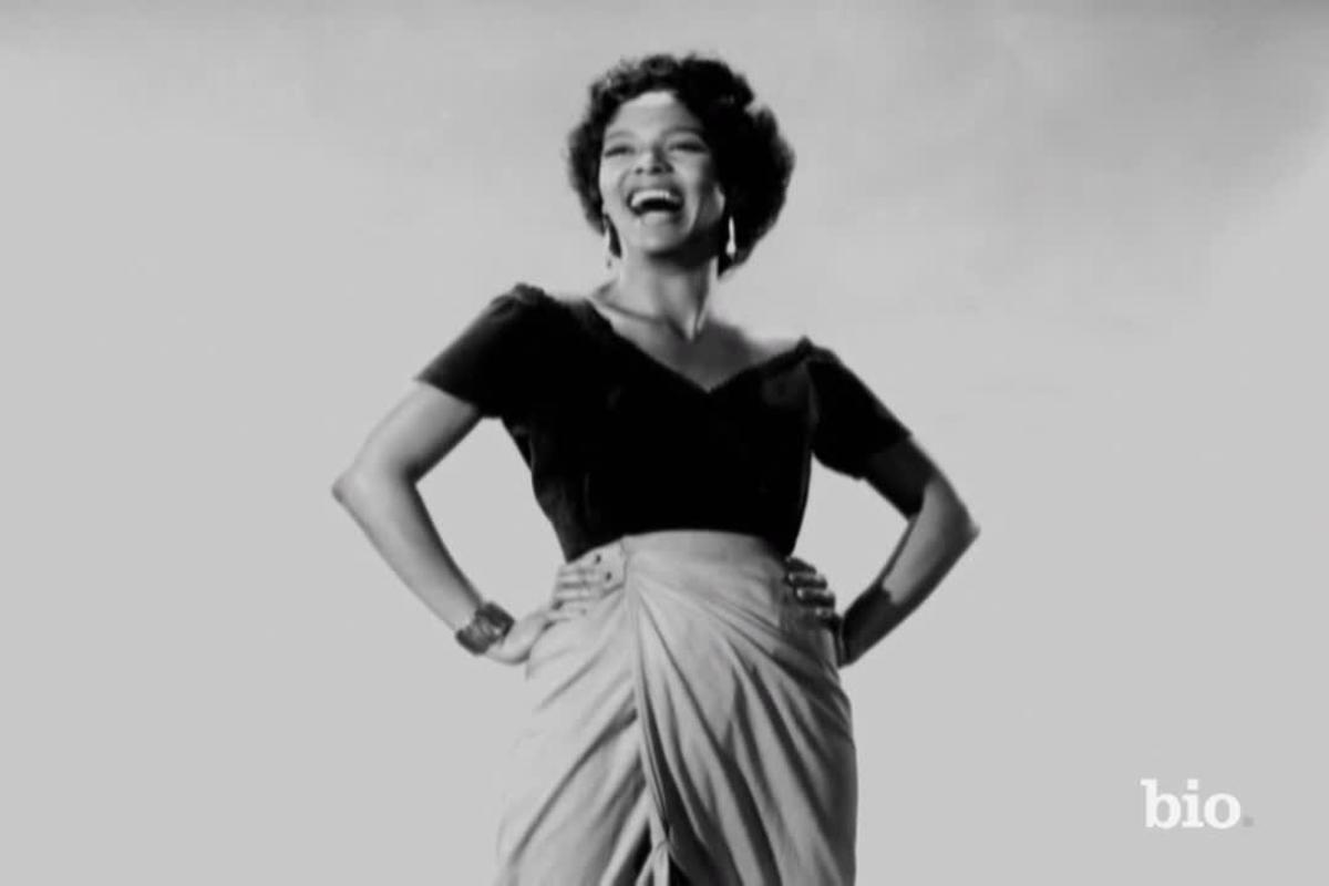 Dorothy Dandridge Mini Biography Biography