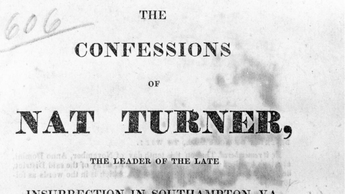 nat turner slave rebellion com