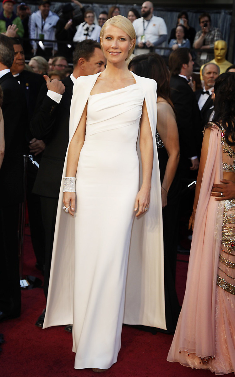 Gwyneth Paltrow 2012 Oscars Dress Photo