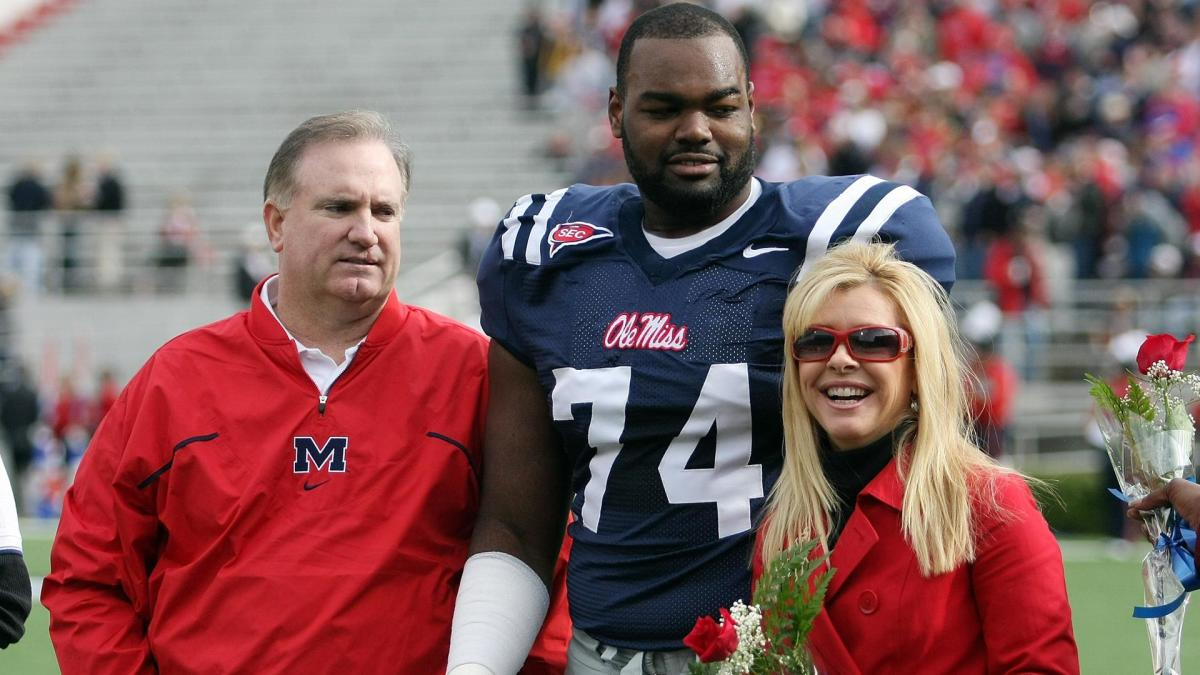 Michael Oher and the Tuohy family