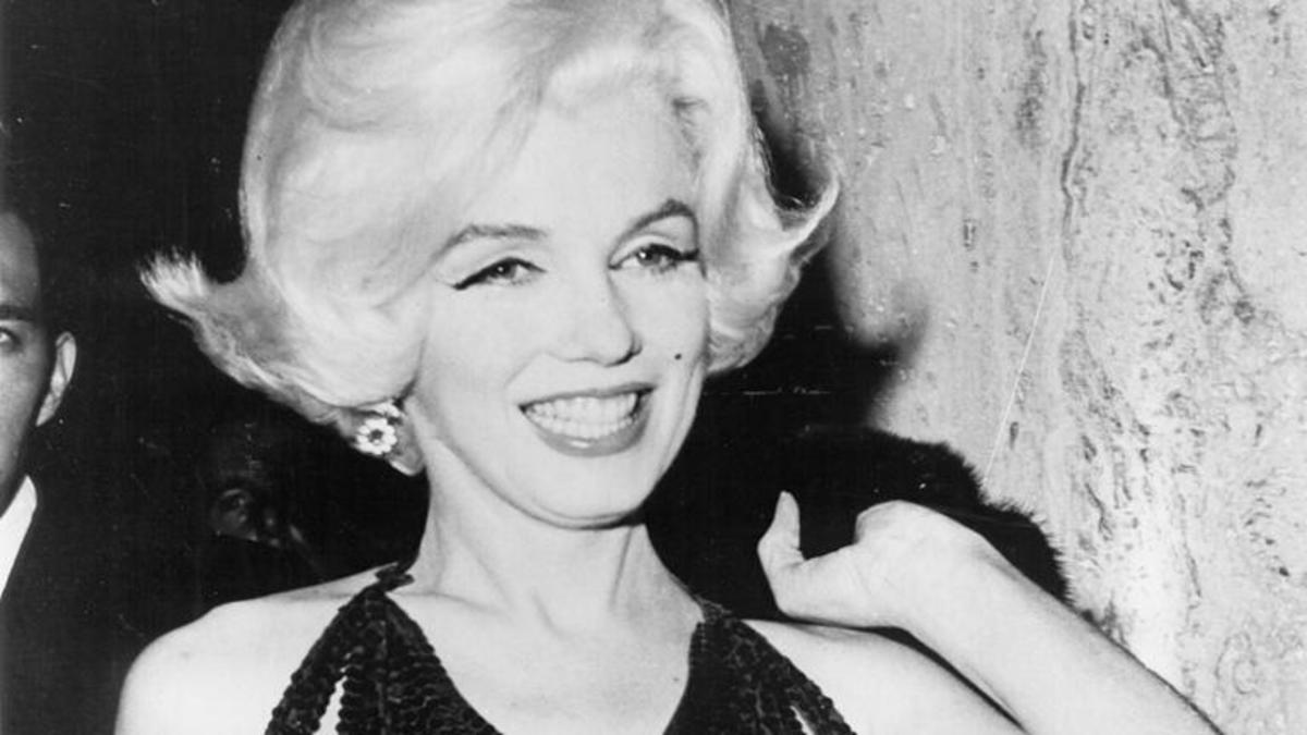 Marilyn Monroe Happy Birthday Mr President Biography