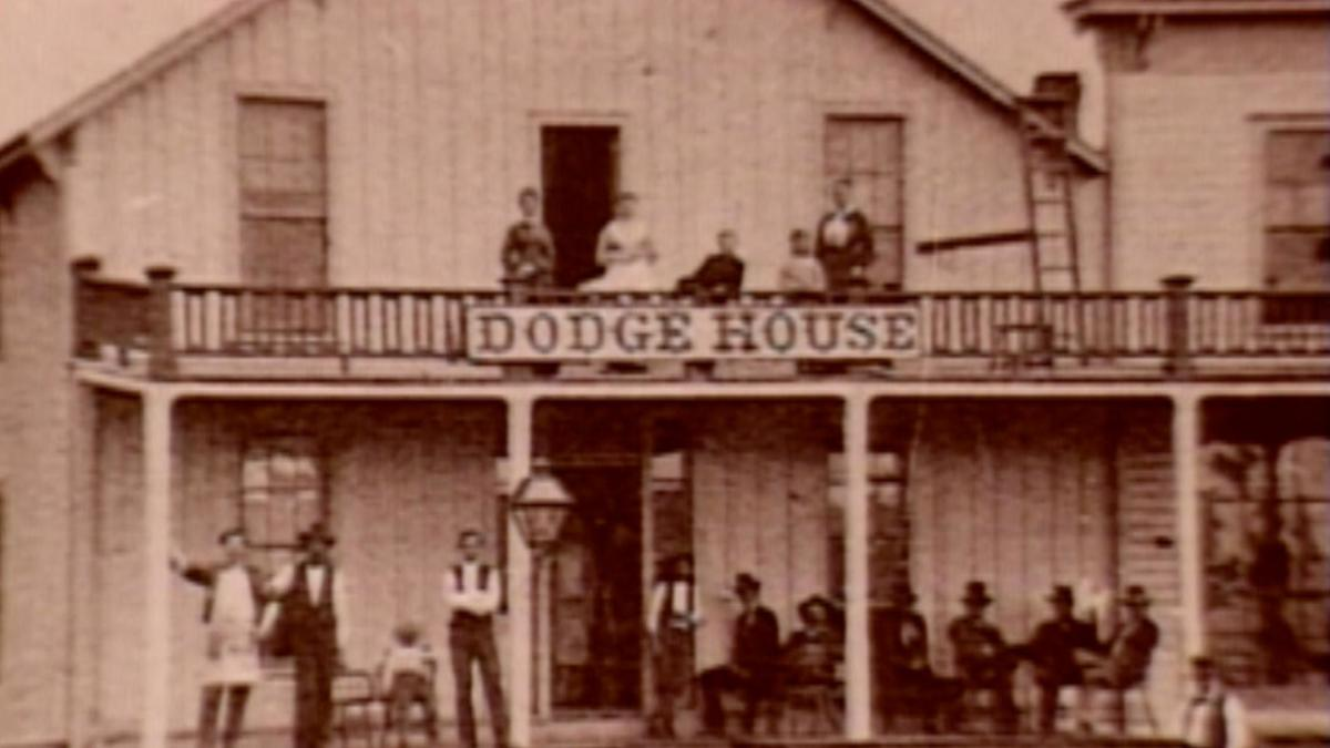 wyatt earp - dodge city - biography