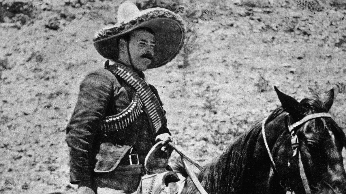 pancho villa wanted dead or alive biography