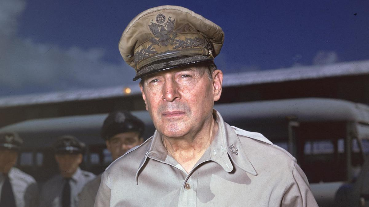 Image result for general douglas macarthur