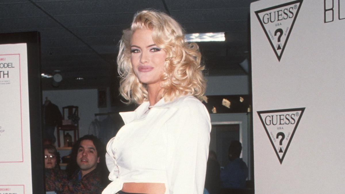 Boobs Anna Nicole Smith United States  nudes (18 fotos), iCloud, braless