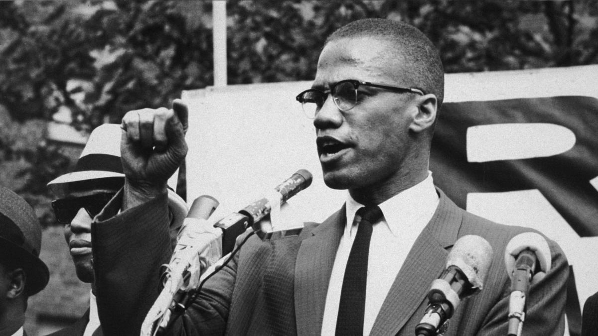 Malcolm X: biography and photo 36