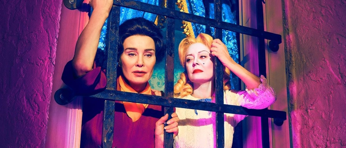 'Feud: Bette and Joan' FX Photo