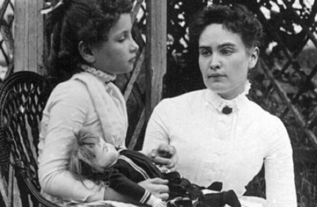 a biography of girl named helen a keller Biography of helen keller  even the girl everyone called 'dumb' can be more  every object she touched and named seemed to bring her closer to the rest.
