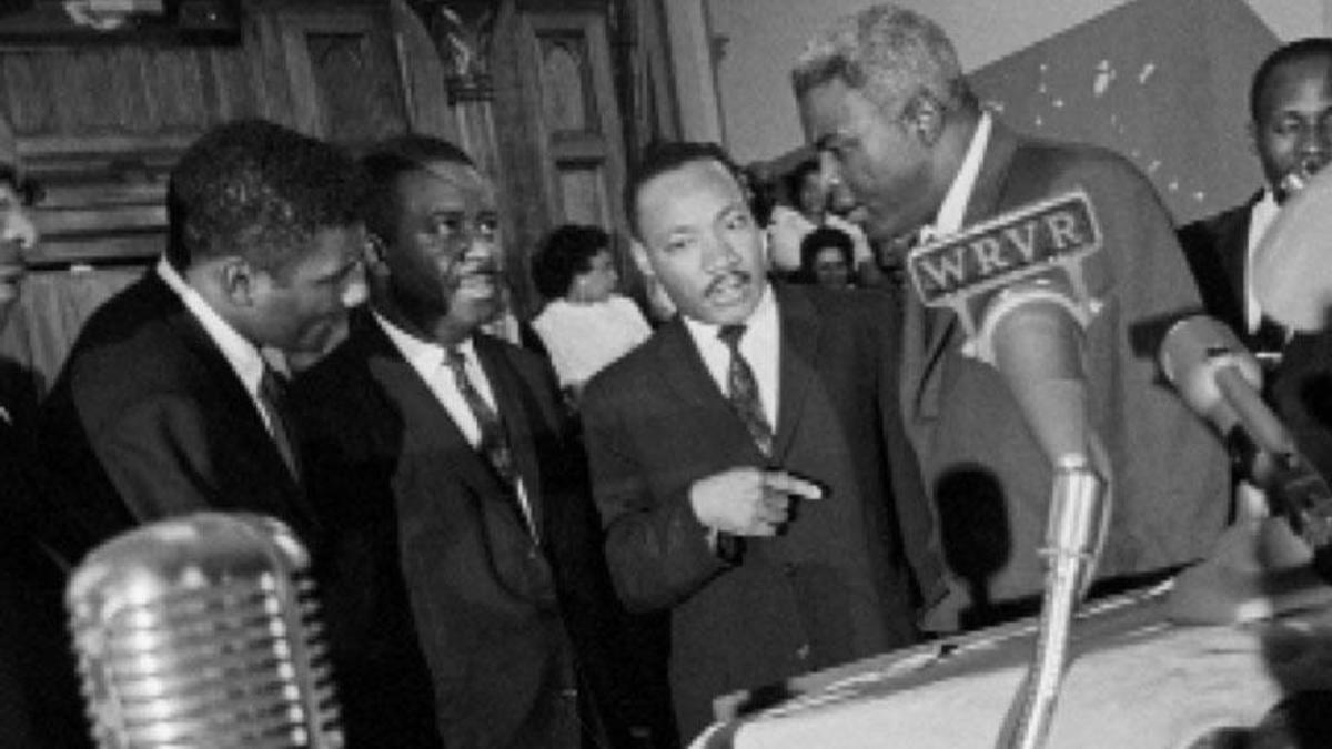 the life and career of martin luther Remembering martin luther king, jr : his life and crusade in  remember highlights in dr king's career 6  the remarkable life of dr martin luther king,.