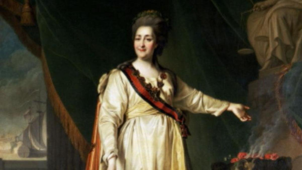 Catherine The Great Sexual Appetite