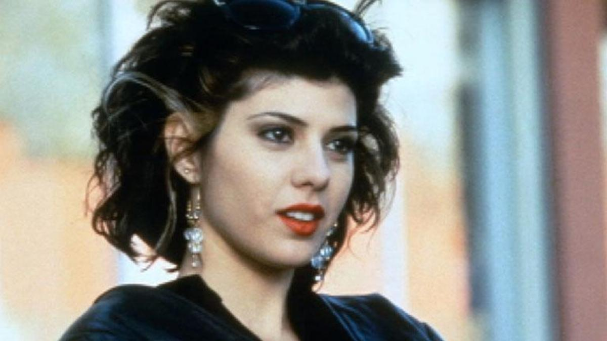 Watch Marisa Tomei video
