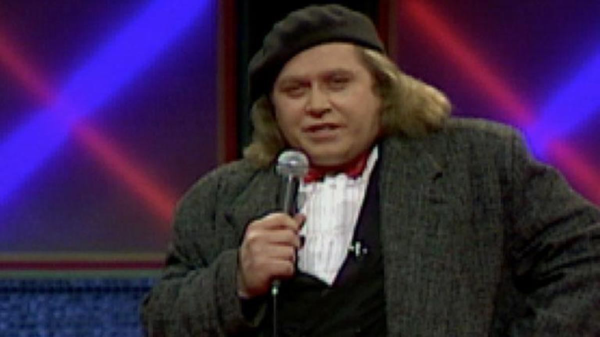 Sam Kinison Quotes On Vietnam: The Tragic Side Of Comedy: Sam Kinison