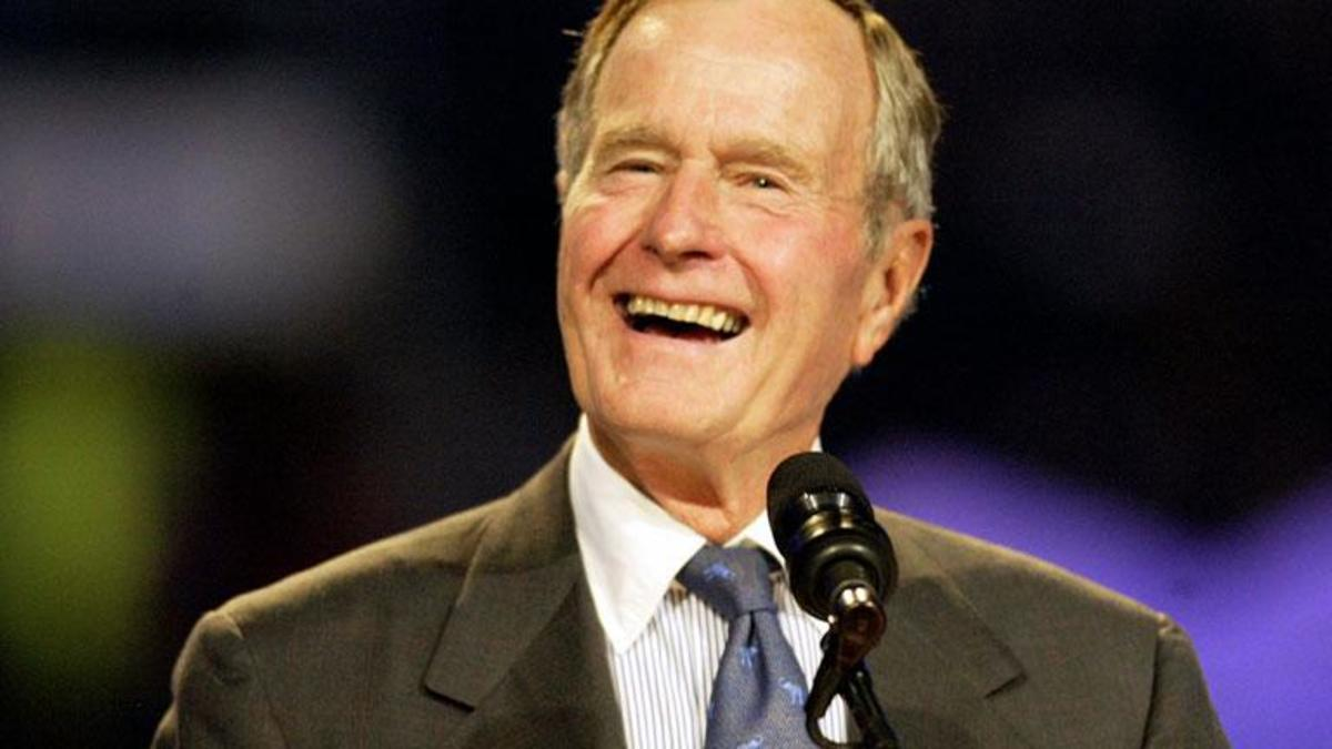 George W Bush Paintings Age Wife Biography