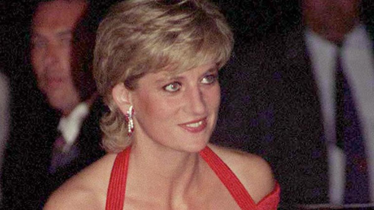 Princess Diana New Look Biography