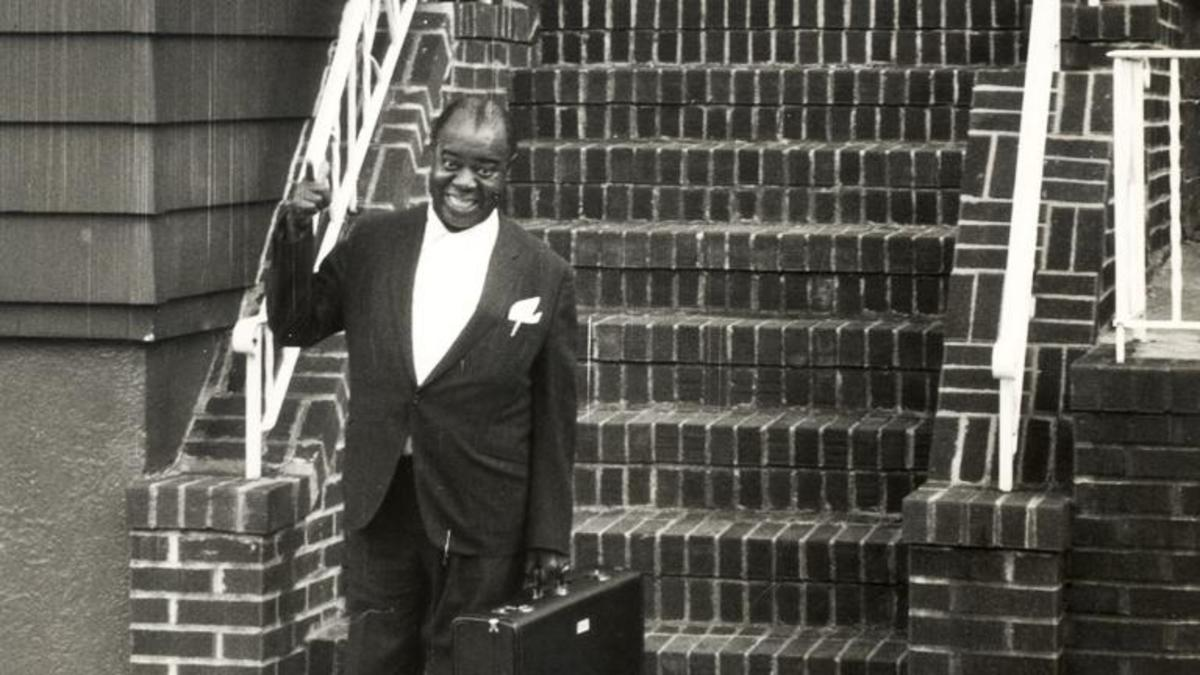 where was louis armstrong born and raised