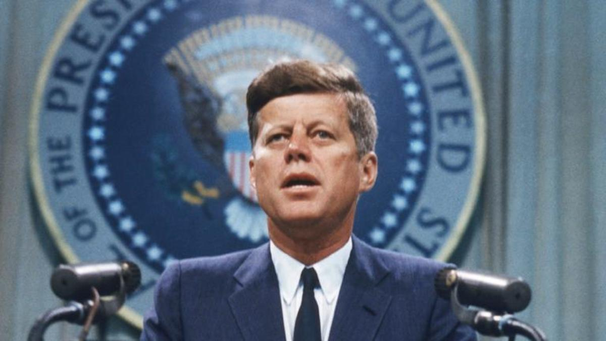 the early life and journey of john f kennedy to presidency Fifty years after the death of john f kennedy, there's no mystery about why his brief presidency remains an object of fascination: it was glamorous, photogenic, and cut short by an assassination.
