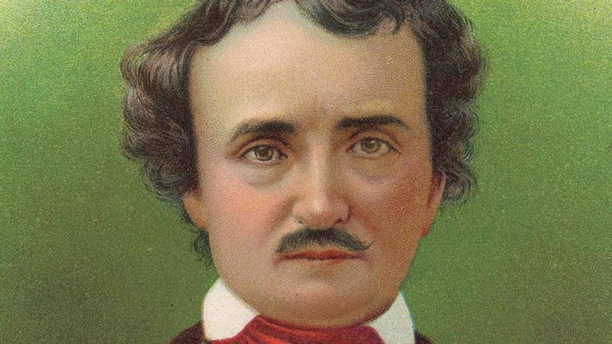 Poe edgar allan biography