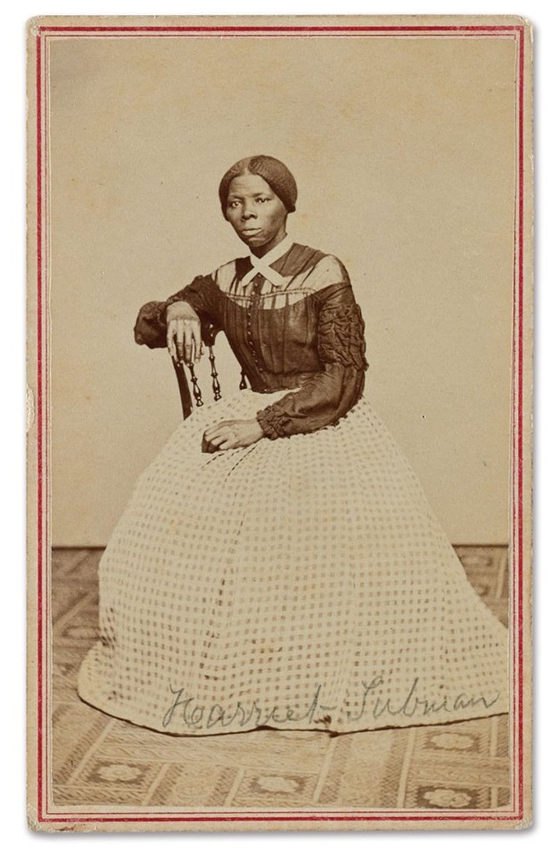 Young Harriet Tubman Photo