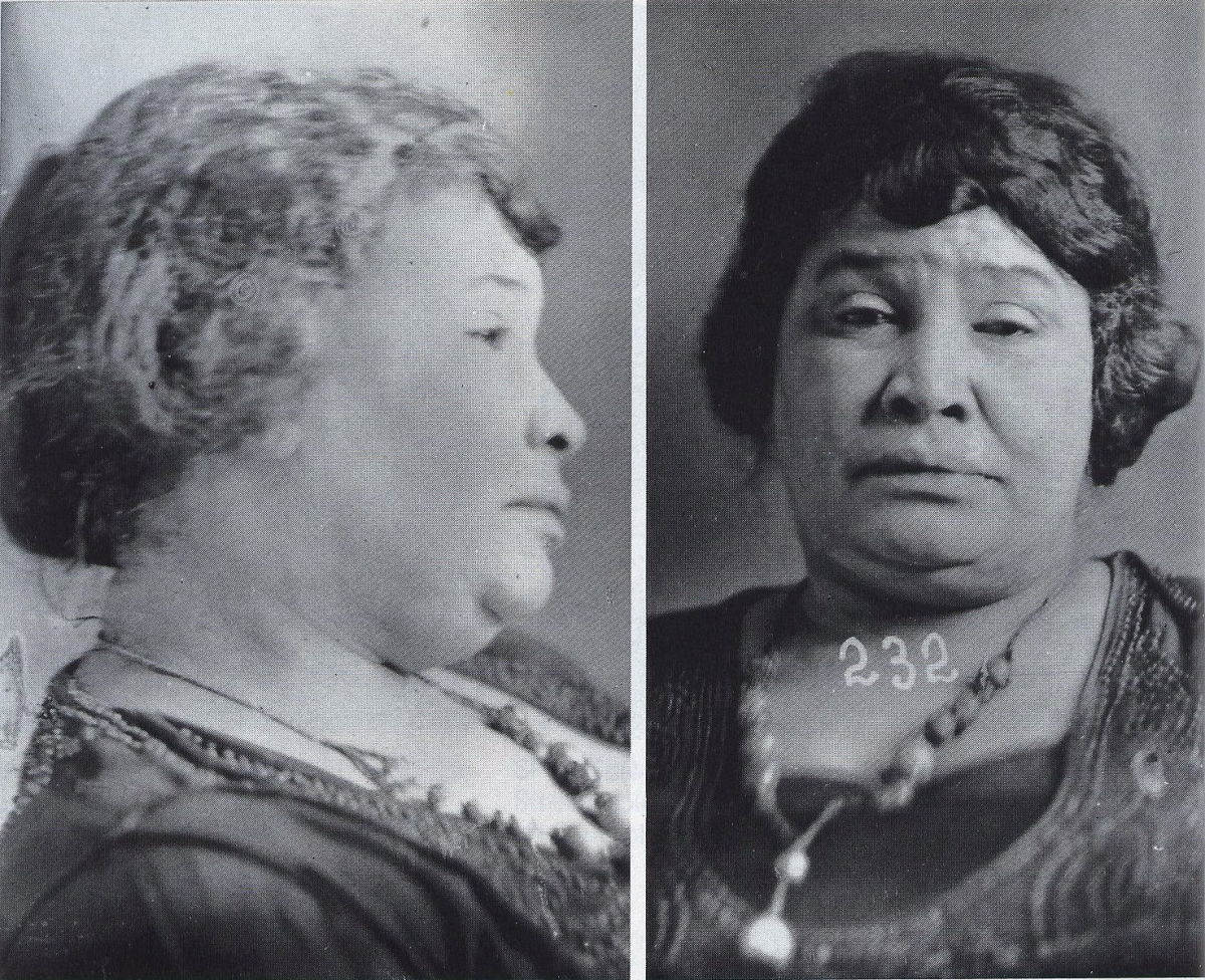 Lulu White Mugshot Photo